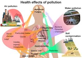 health effect of pollution