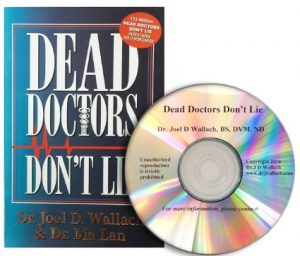 dr joel wallach dead doctors don't lie